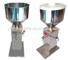 Manual Small Stainless Steel Paste And Liquid Filling Machine 2-50ml