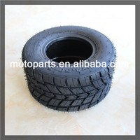 Go-kart tire and wheel assembly of 10x4.5-5 Skid resistance tire
