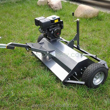 atv 4x4 loncin motor towable flail mower