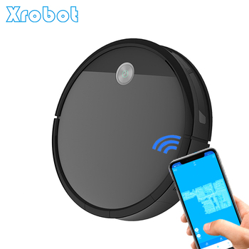 Newest Home application Smart Wifi App Control Wet And Dry Auto Recharge multifunction Sweeping Robot Vacuum Cleaner