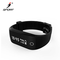 BSCI Factory Waterproof Fitness Tracker Bluetooth Wristband With Heart Rate