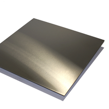 904L Cold Rolled Stainless Steel Thin Metal Sheet