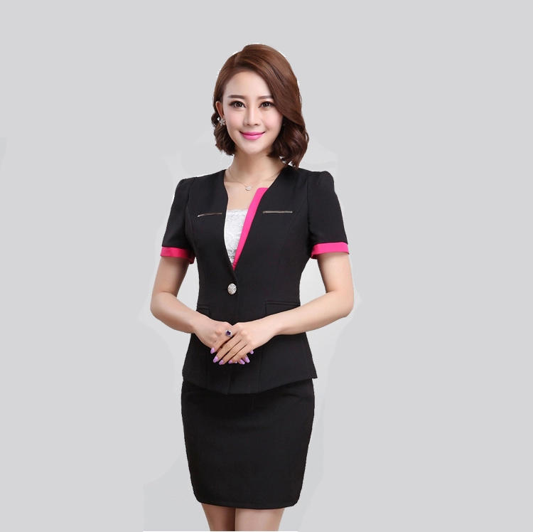 Made in china hot sales hotel manager uniform design buy - Uniforme femme de chambre hotel ...