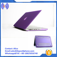 In bulk selling Mystical purple color full cover case for macbook air 11 inch