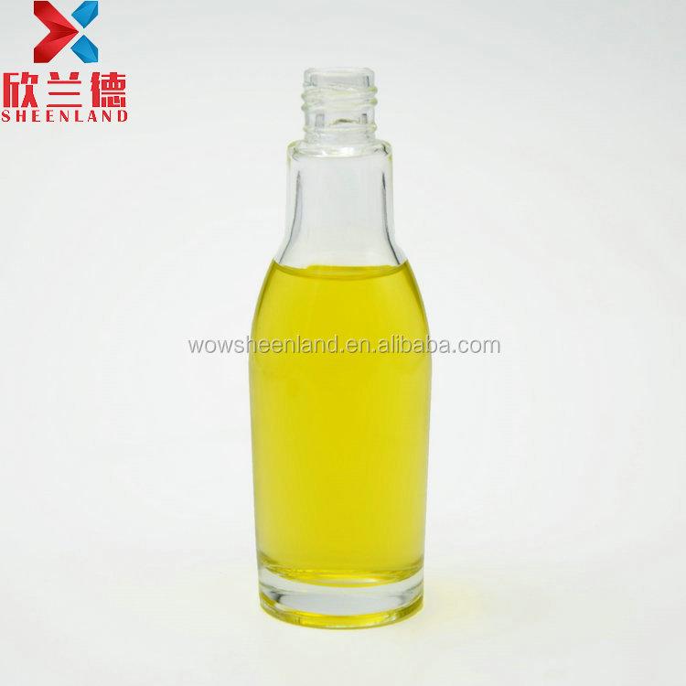 Wholesale mini 100ml empty glass wine bottles cheap with for Empty mini plastic wine bottles