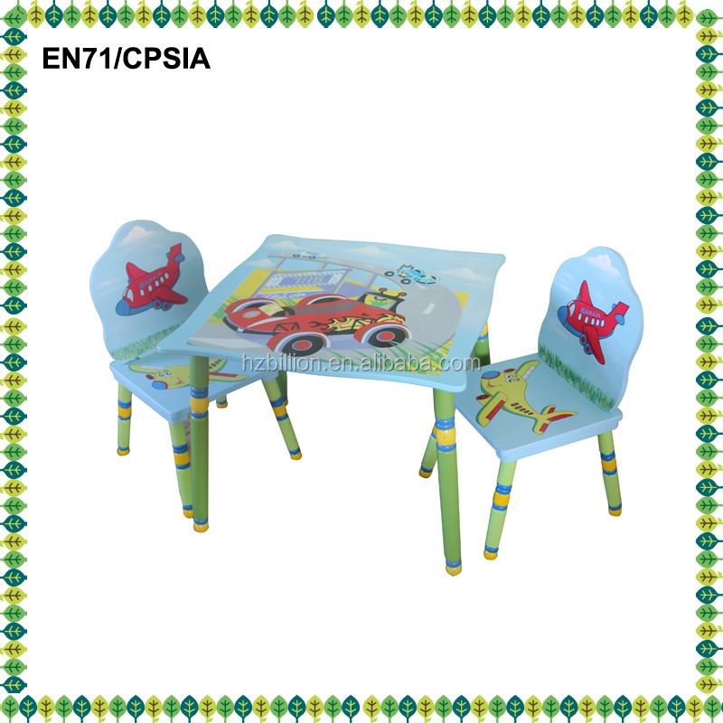 2016 kids furniture childrens table and chair sets for kids