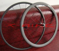 700c full carbon clincher 20mm front and 38mm rear wheels