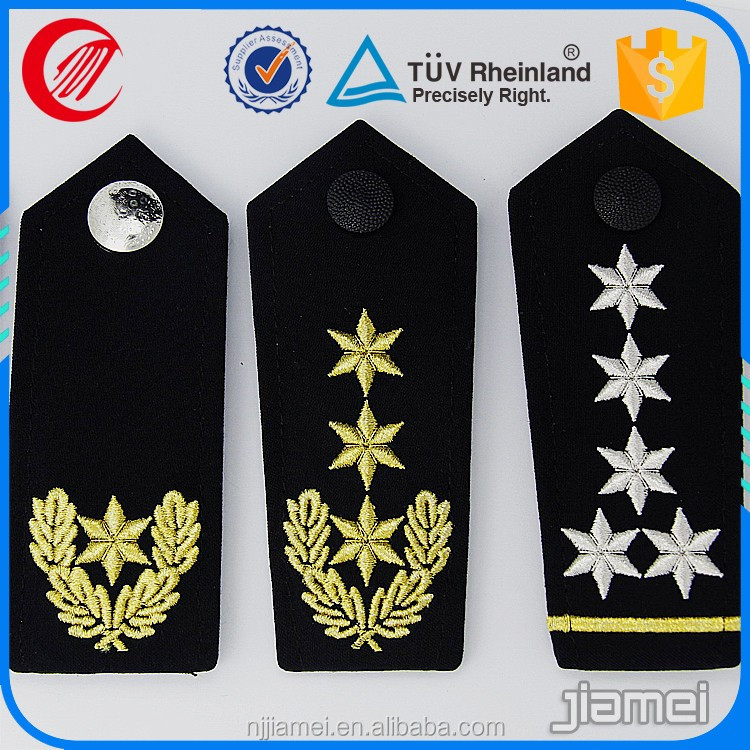 wholesale OEM military epaulet by china supplier