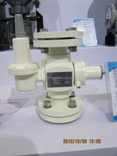 Natural gas pressure regulator /Fisher 627 gas regulator