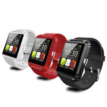 wholesale Bluetooth custom android mobile phone u8 2017 smart watch band