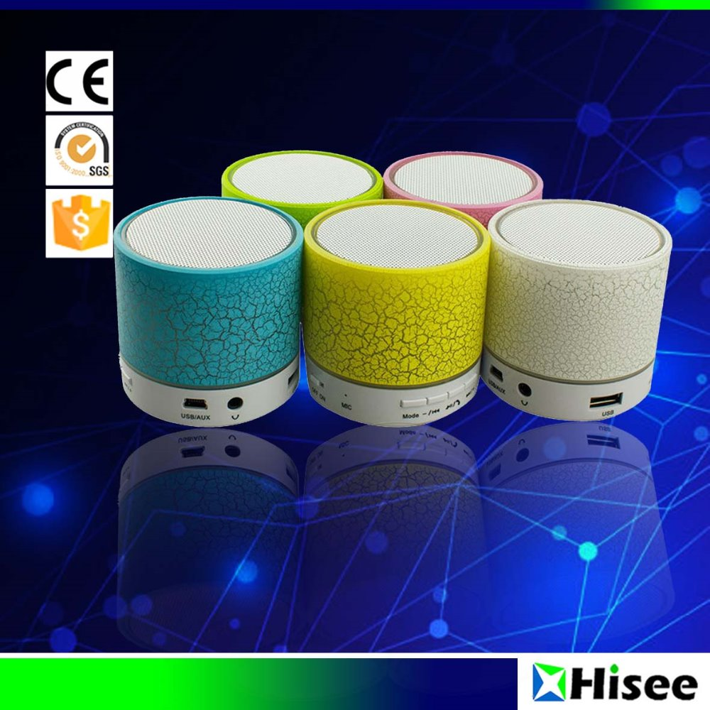 Hotsale factory price portable mini wireless bluetooth speaker