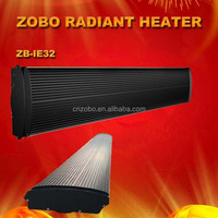 3200W Hot Sale Most Popular Wall Mounted Electric Infrared Heater