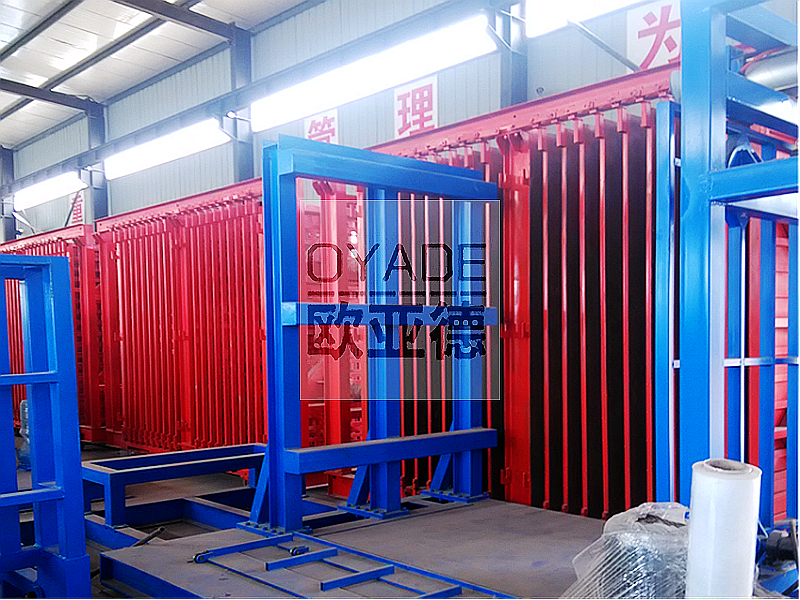Building machinery eps sandwich wall panel production line lightweight board equipment