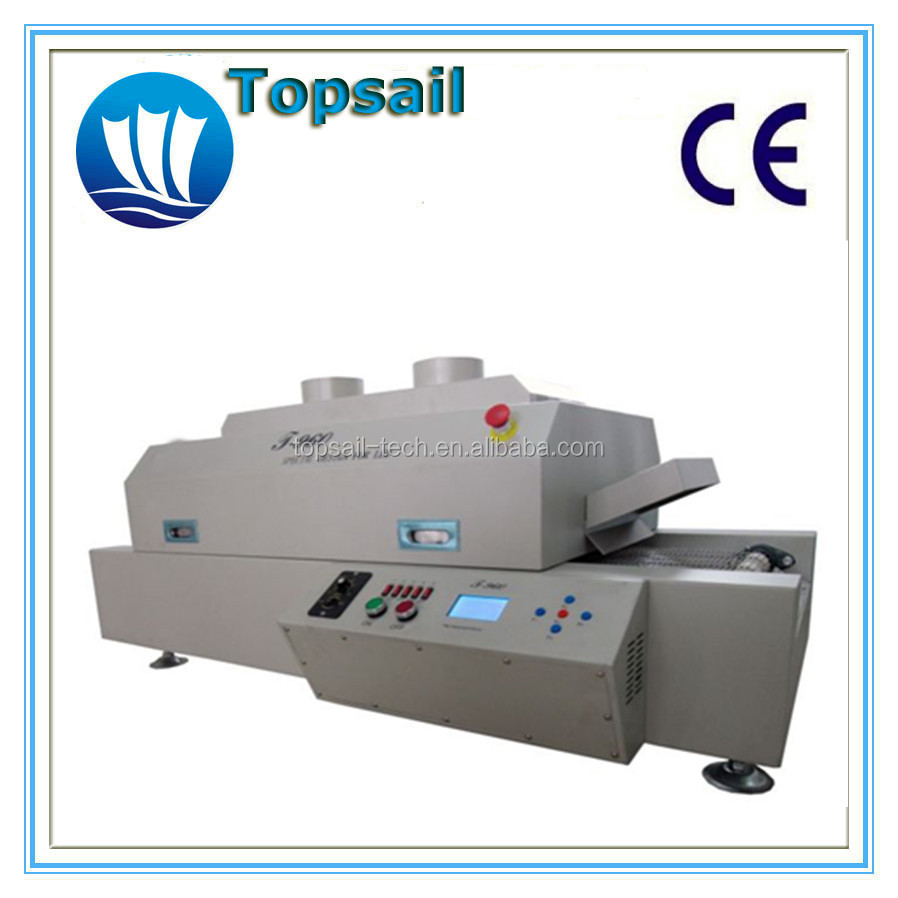 Top brand Topsail TP-960 reflow oven solder paste printer