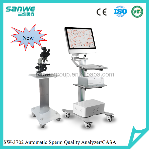SW-3702 Laboratory Sperm Quality Analyzer with Novel microscope