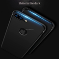 DFIFAN High quality smartphone covers for apple iphone7, solid black case for iphone 7 7plus cover