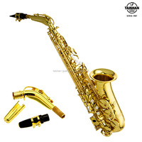 High quality new style coloured saxophones in china