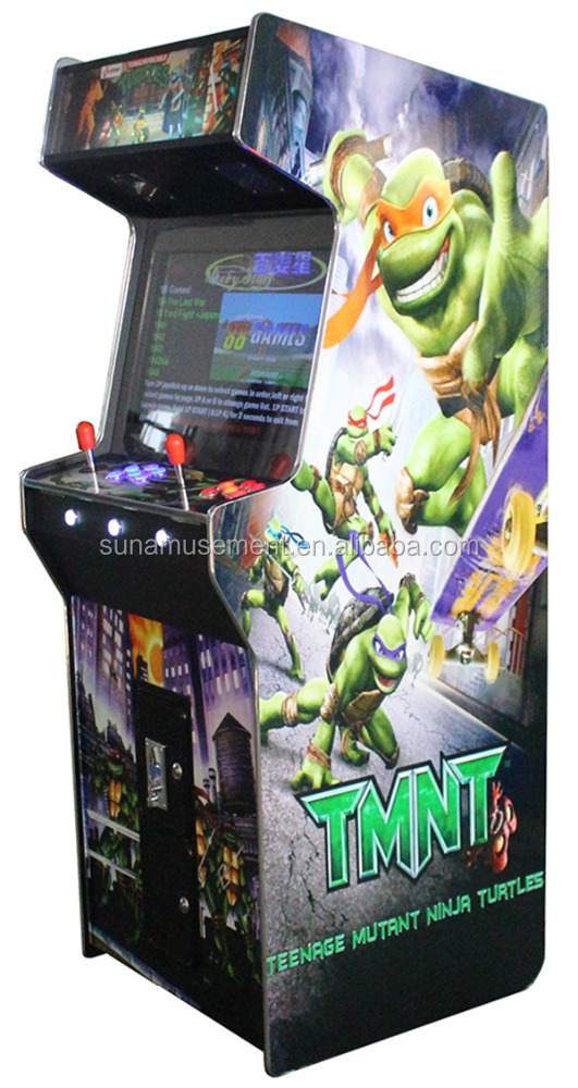 Tornado Video Arcade game machine with 2019 games