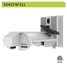 ETL Listed SINOWELL FlexStar Hydroponics Adjustable Wing Double Ended Greenhouse Indoor Gardening Hood