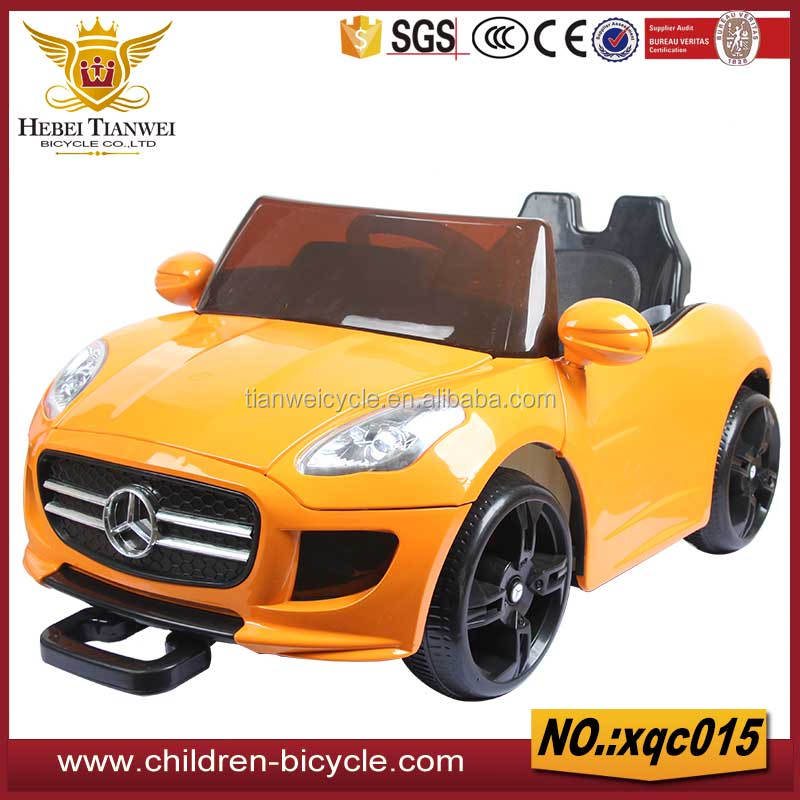 Hot models rc kids electric ride on small car with music and light mp3 port