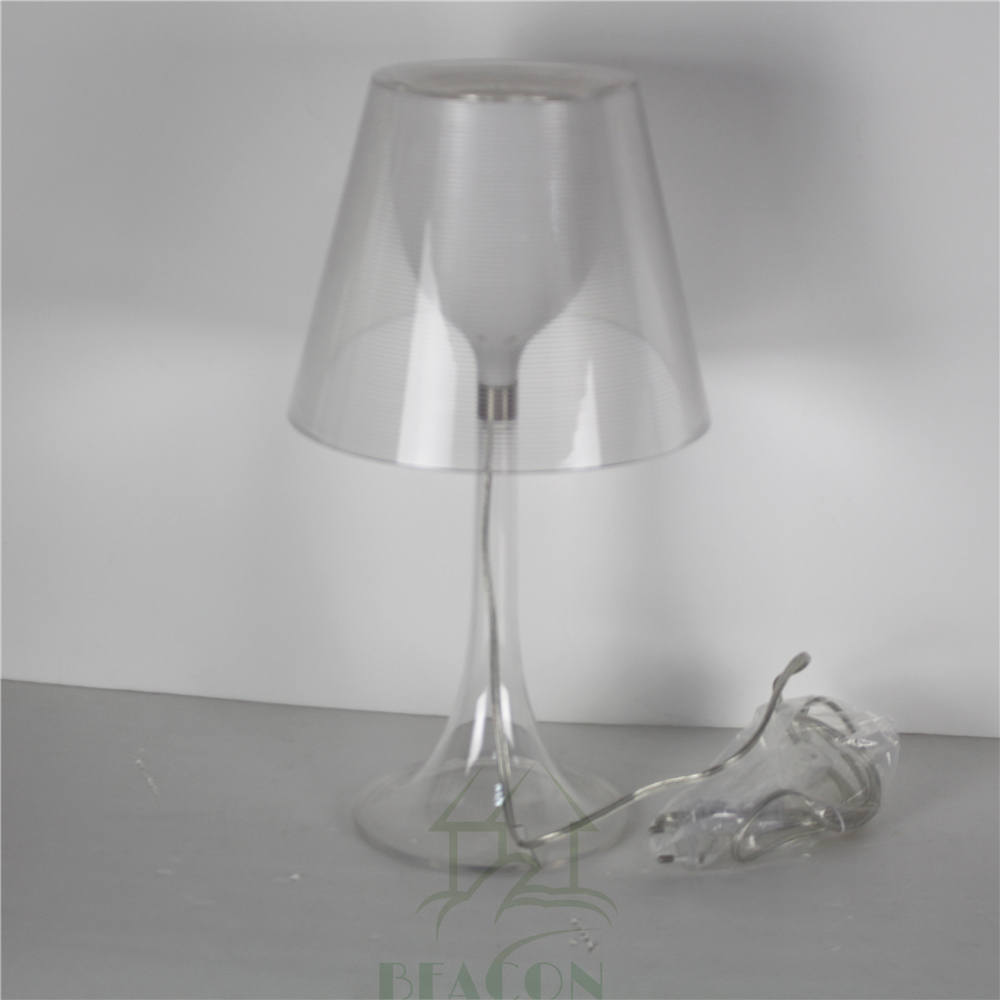 Famous designer Miss K Table lamp by Philippe Starck