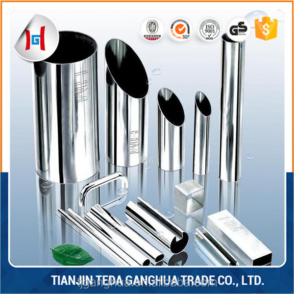 EN,ASTM,JIS,GB,DIN,AISI Standard and 200 Series Steel Grade 201 Stainless Steel Round Pipe
