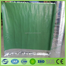 CHINA HDPE Self Adhesive Basement Waterproofing Materials
