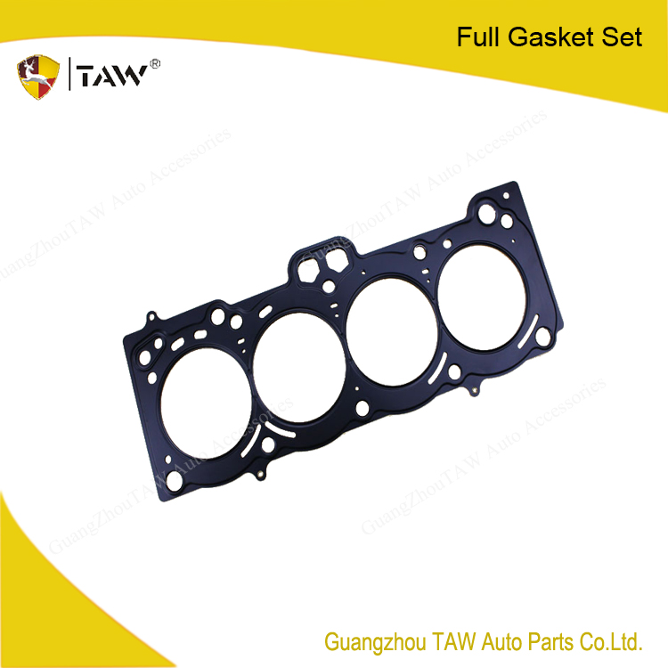 Auto parts market in China 4 valve cylinder head gasket engine 7AFE 11115-15090 fit Japanese car