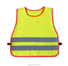 EN1150 standard kids reflective safety vest