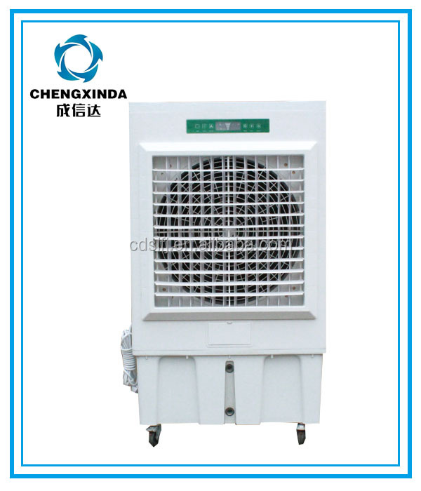 Free Standing Mounting and Axial Flow Fan Type water air cooler