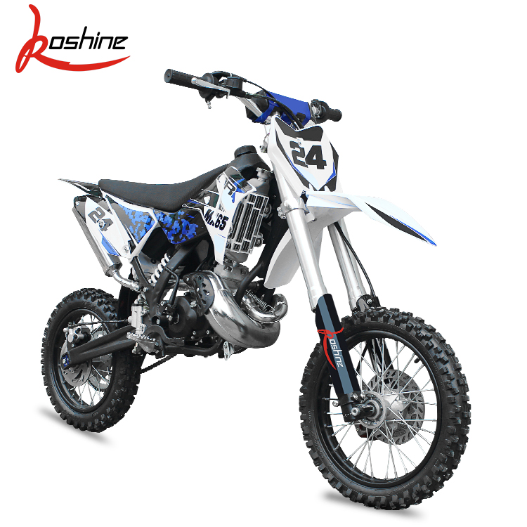 65CC Water Cooled CE Approved Automatic Powerful Dirt Bike