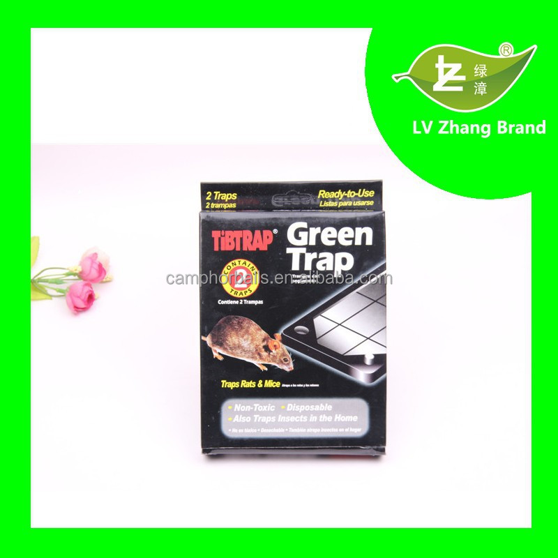 2017 New strong glue cardboard adhesive rat glue trap
