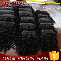 Wholesale Hair Thiken ends unprocessed virgin Hair Weave expression brazilian hair