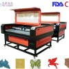 Double Head CO2 Laser Cutting Machine
