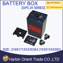 2V abs plastic lead acid battery box for sale