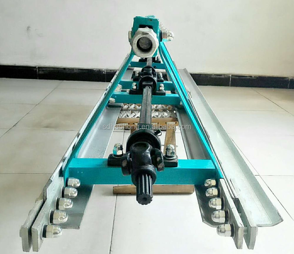 Hao Hong road surface leveling frame machine