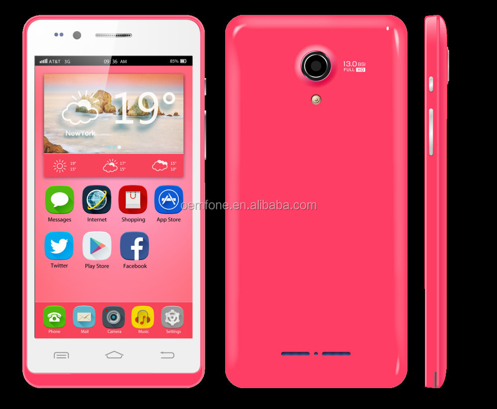 China Wholesale Market Android 2.3 Os China Mobile Phone