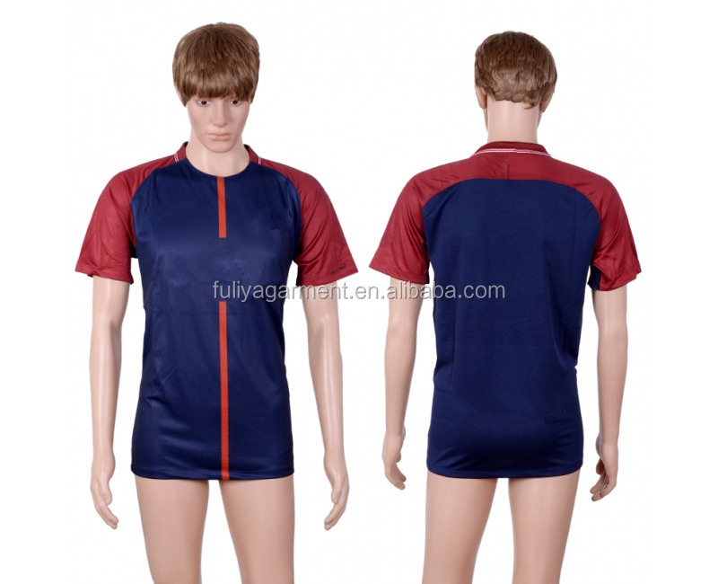 High Quality Imported Soccer Jersey