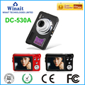 "Factory Price 18mp 5x Optical Zoom Digital Camera DC-530A 2.7"" 1080P Photo Camera Mini DVR"
