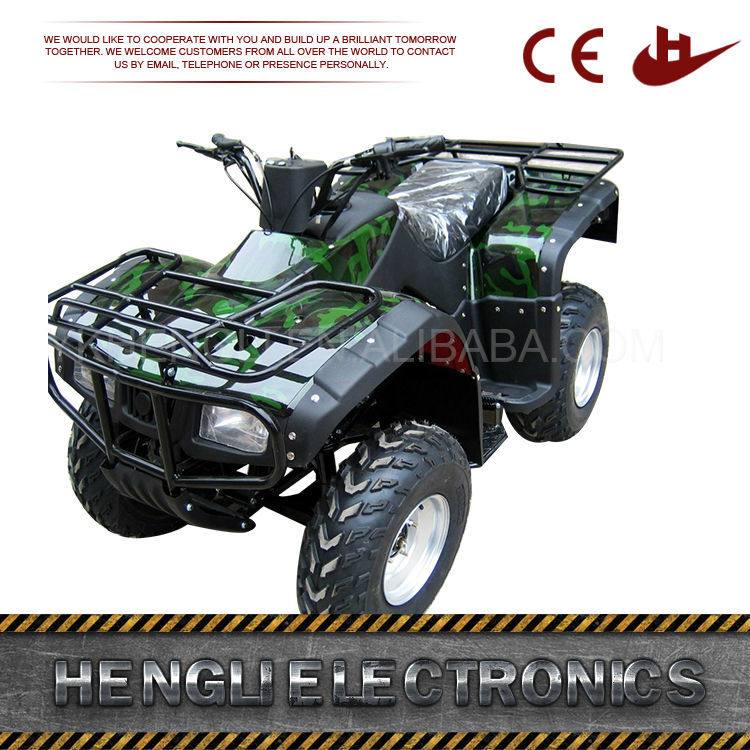5 Speed semi-auto atv quad 250cc