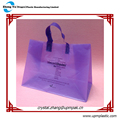 Custom Print Hanle Flexible Plastic Carrier Bags