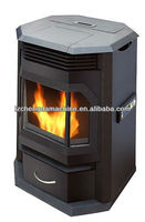 Hot sell wood pellet stove 6.5kw