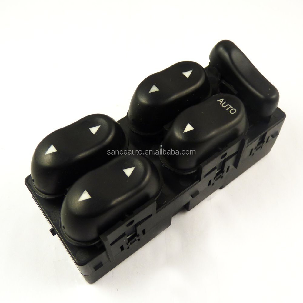 NEW FRONT DOOR MAIN POWER CONTROL WINDOW SWITCH FIT FOR 98-02 Ford FAU-80401R/L