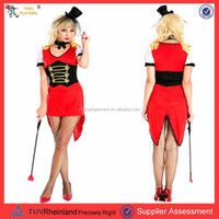 PGWC2129 Sexy animal horse trainer women ringmaster fancy dress photos costume