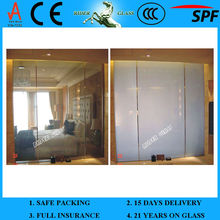 2-19mm Switchable Transparent Glass with AS/NZS 2208