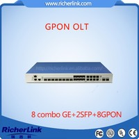 Optical Fiber Telecommunication Equipment Gpon 1u