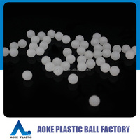 4mm Plastic Solid PP Ball /Polypropylene Plastic Ball