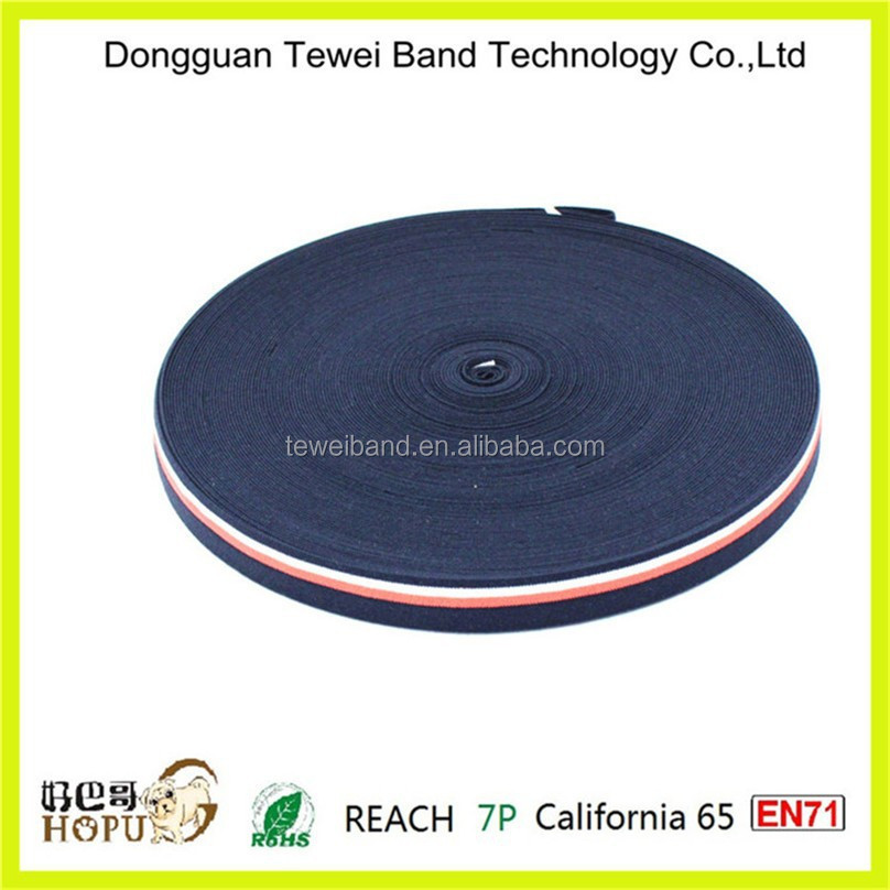 Luggage elastic band