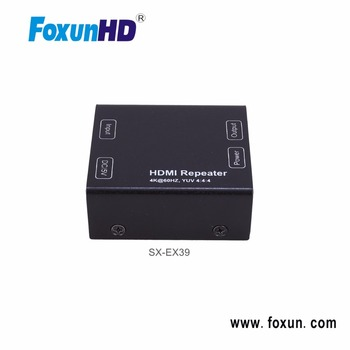 HDMI2.0 Repeater, support 4k@60hz YUV4:4:4