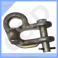High Strength Aluminum Alloy Thimble Clevis
